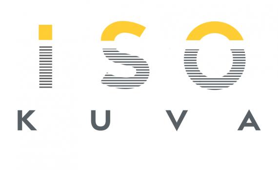 Iso kuva -logo